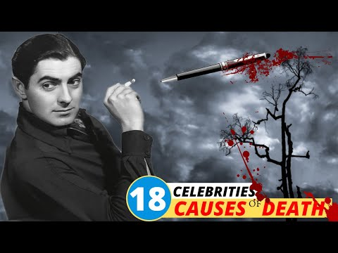 Download 18 Famous Gay Stars of Old Hollywood (Causes of Deaths)