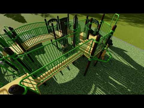 Pearl Zanker Elementary School   Option 3 Fly Thru