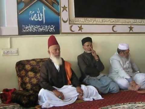 Qawwali - Urus Mubarak of Hazrath Syed Noori Shah {Rah} Hyderabad. J.K. Shaheen Qawwal
