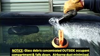 Introducing the RHYNO Windshield Cutter Video