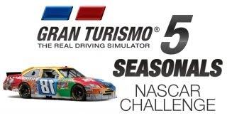 gt5 seasonals nascar challenge