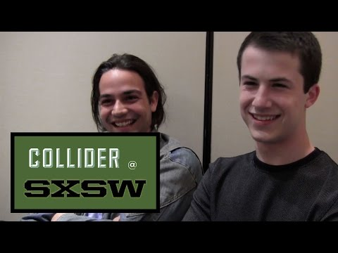 Dylan Minnette & Daniel Zovatto on Fighting an