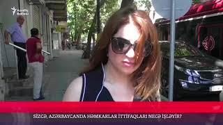 """""""Mən Azərbaycanın çörəyini yemirəm"""""""
