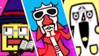 WarioWare Gold - All Speed Up & Boss Stage Animations