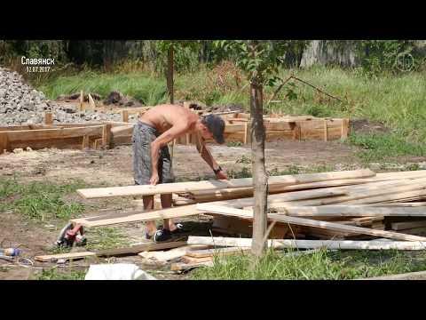 Общественное ТВ Донбасса: Жители Славянска сами реконструируют парк отдыха