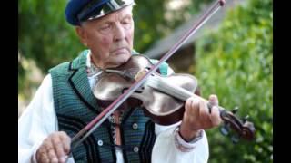 Polska muzyka ludowa Skrzypkowie Polish Folk (Traditional) Violinists Polska Centralna i Wschodnia