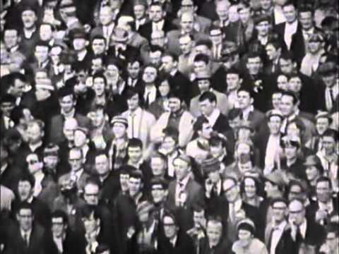 England v Scotland - Wembley 1967.