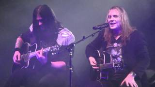 Helloween- Forever and one,acoustic concert version in full HD  quality!!!