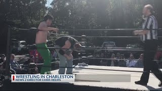 News 2 Weekend React to Local Wrestling