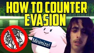 SMOGON IS WRONG Top 25 Counters to Evasion Boosting Moves in Competitive Pokemon Battling