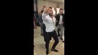 Lebanese Wedding in Iran with typical guys dance