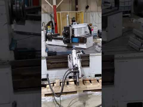 Leifeld PNC 109 For Sale - Can be seen under power!