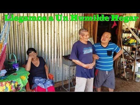 Llegamos a Un Humilde Hogar En El Campo - Entregando Donativo Parte 2