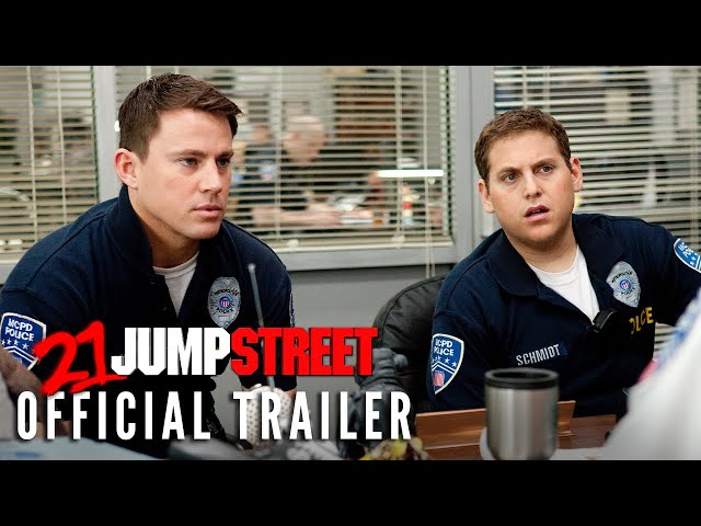 21 JUMP STREET - Official Trailer - In Theaters 3/16/12!