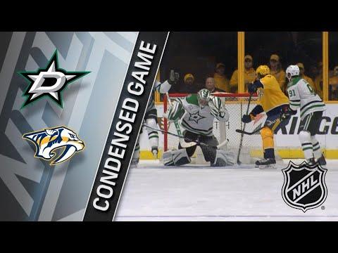 03/06/18 Condensed Game: Stars @ Predators