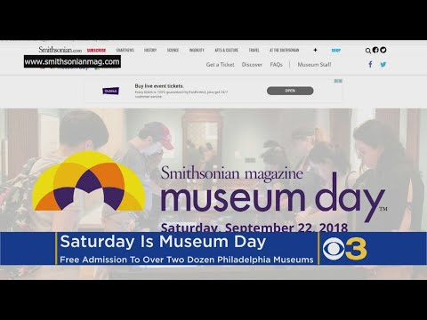 Over Two Dozen Area Museums Offering Free Admission Saturday For Museum Day