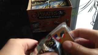 Pirates of the Barbary Coast Box Break! [Pack 9]