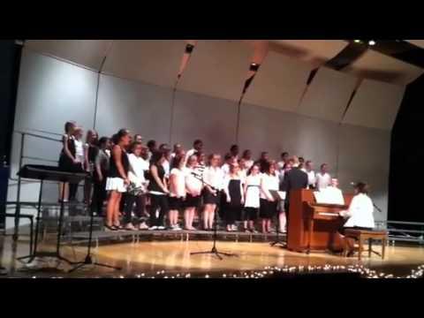 West Bristol school chorus