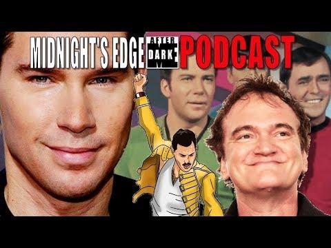 Tarantino to Direct Star Trek? Singer Fired-Midnight's Edge AD Podcast