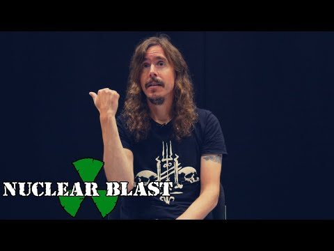 OPETH - Mikael answers fan questions - Why won't he growl? (FAN Q&A)