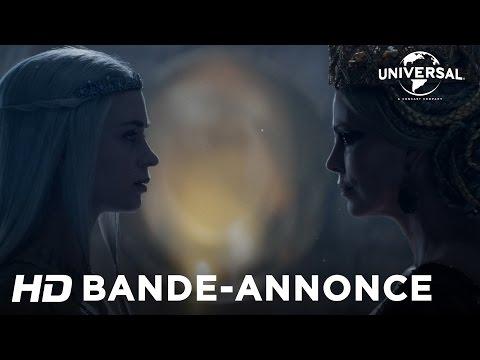 Le Chasseur et la Reine des Glaces / Bande-annonce officielle 2 VOST [Au cinéma le 20 avril 2016] streaming vf