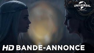 Le Chasseur et la Reine des Glaces / Bande-annonce officielle 2 VOST [Au cinéma le 20 avril 2016]