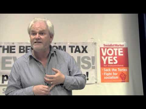 Scotland: yes to independence, no to nationalism - Keir McKechnie