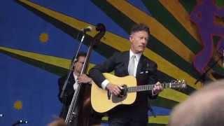 Lyle Lovett, North Dakota At Jazz Fest