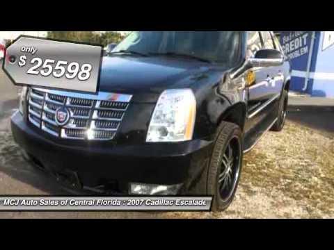 2007 Cadillac Escalade EXT Base Orlando FL 32807