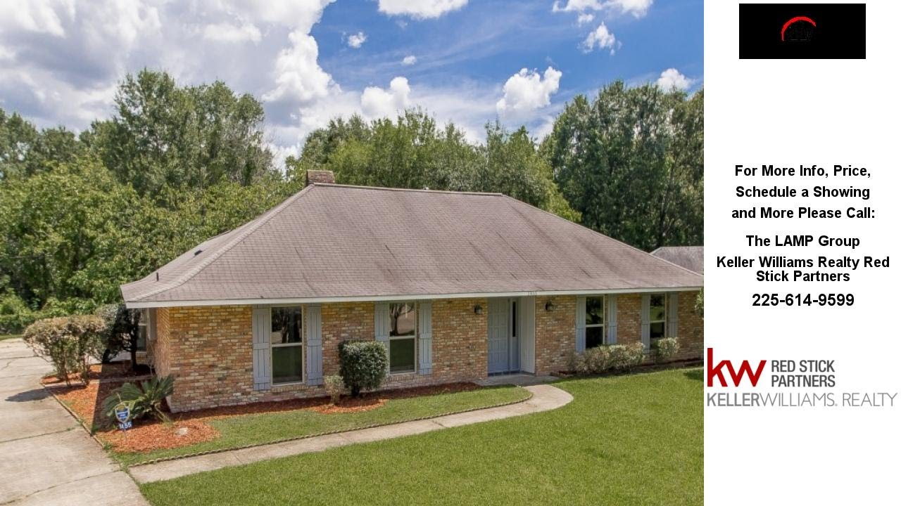 1455 Stokley Place, Baton Rouge, LA Presented By The LAMP Group.