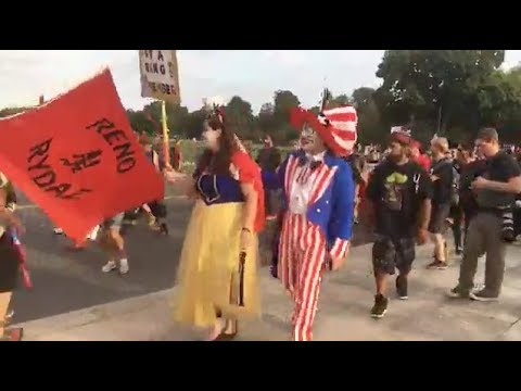 Livestream: Juggalos March on Washington
