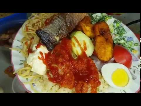 How to Make The Real Sierra Leone Atiekeh