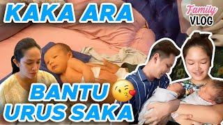Download Lagu SAKA DIPIJIT SAMPE BUNYI , ANDHIKA BERAT NINGGALIN SAKA! mp3