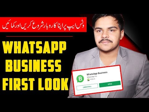 WhatsApp Business App First Look & New Amazing Features!