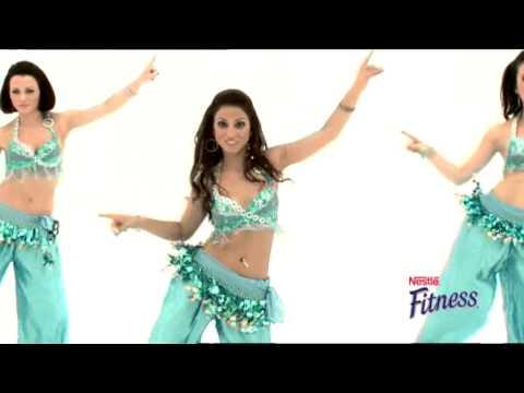 Bolly Fusion, Nestlé' Flat Belly workout Programme DVD