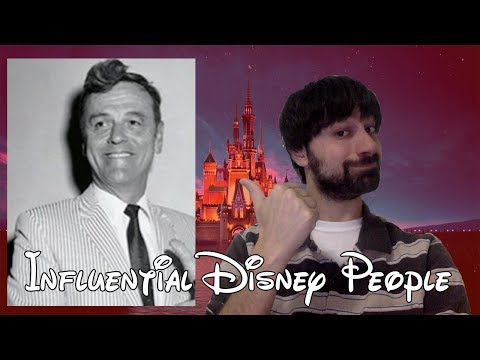 Influential Disney People - Wolfgang Reitherman Mp3