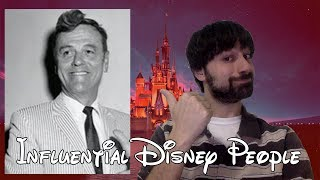 Influential Disney People - Wolfgang Reitherman