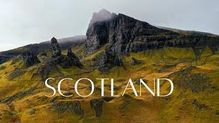 Scotland Roadtrip!