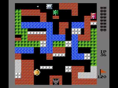 nes Tank 1990 one player full part1