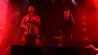 Dale Cooper Quartet & The Dictaphones live in Moscow 2014 Nourrain Quinquet