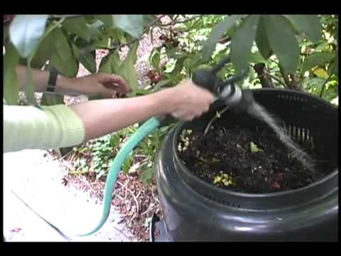 Composting at Home: Two Easy Methods