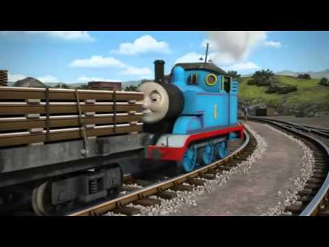 Thomas and Friends - Jobs a plenty (CGI Version)