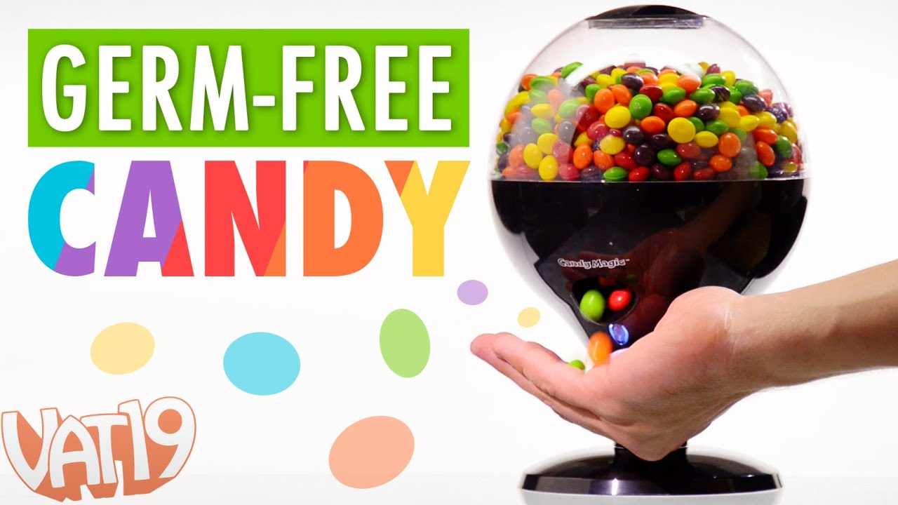 candy magic automatic candy dispenser youtube
