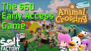 Animal Crossing New Horizons: The $60 early access game