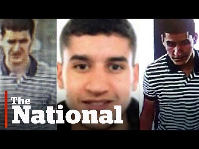 Barcelona Attack: Suspected Driver Killed By Police