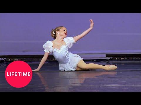 "Dance Moms: Mackenzie's Solo - ""Cry"" (Season 4) | Lifetime"