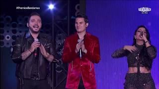 Musica popular colombiana en México premios banda max Marbe...