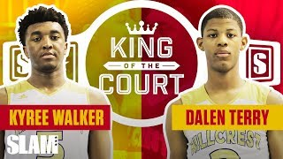 "Kyree Walker SNAPS After Epic 1-on-1: ""RONDO YOU DON'T WANT THESE HANDS"" 