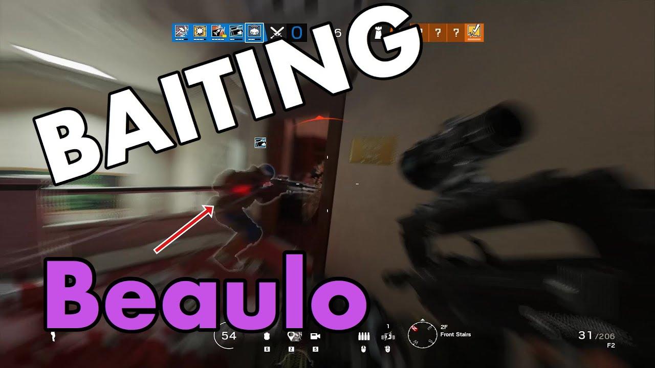 BAITING Beaulo - Rainbow Six Siege
