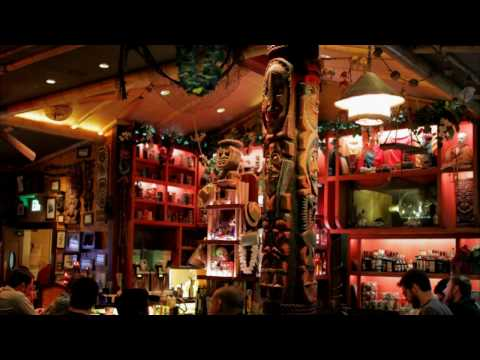 Disneyland Resort | Trader Sam's Enchated Tiki Bar | Interior BGM Loop